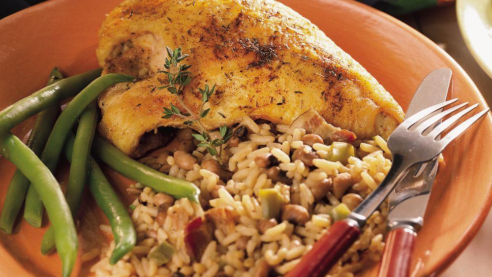 Louisiana Chicken and Rice