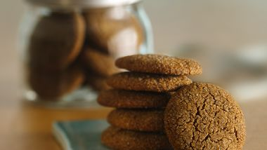 Best-Ever Chewy Gingerbread Cookies