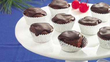 Chocolate-Cherry Gems