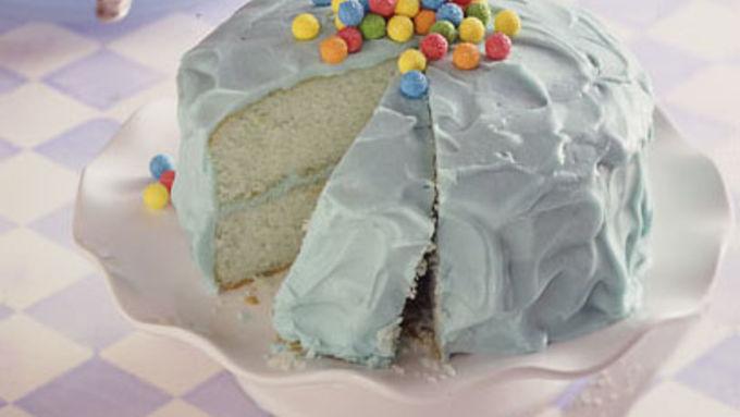 Color Vision Cake