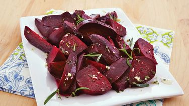 Slow-Cooker Rosemary Beets