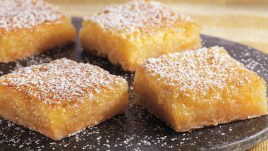 Bisquick® Gluten-Free Lemon Squares