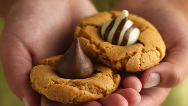 Lovable Chocolate-Peanut Butter Cookies