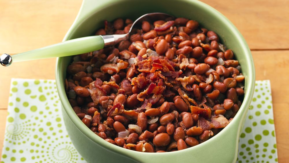 Pinto Beans and Bacon