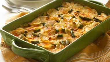 Scalloped Potatoes Supreme