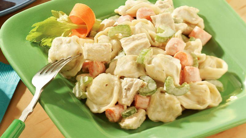 Tortellini-Tuna Salad