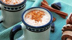 Cinnamon-Pecan Mexican Hot Chocolate