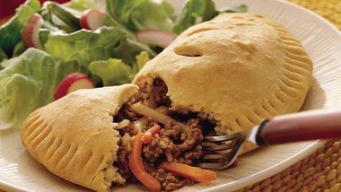 Southwest Beef Empanadas