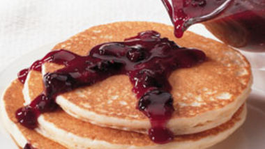 Cran-Blueberry Topping
