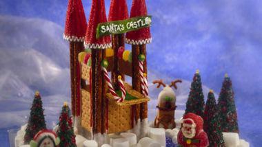 Winter Wonderland Castle