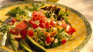 Sausalito Chicken and Seafood Salad