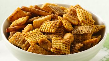 Spicy Chipotle Chex Mix