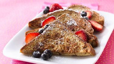 Cinnamon-Raisin French Toast
