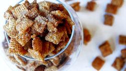 Snack Crujiente de Churro