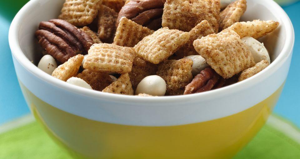 Chex™ Apple Cinnamon Pecan Snack Mix