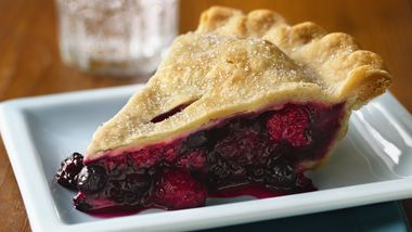 Wild Berry Pie