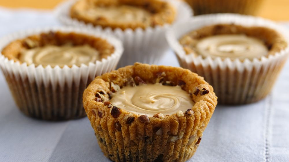 Peanut Butter Creme Cookie Cups