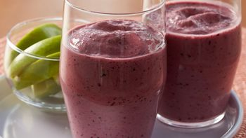 Apple Berry Smoothies