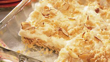 Piña Colada Dessert Squares