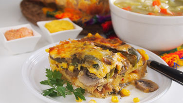 Stuffed Chile Casseroles