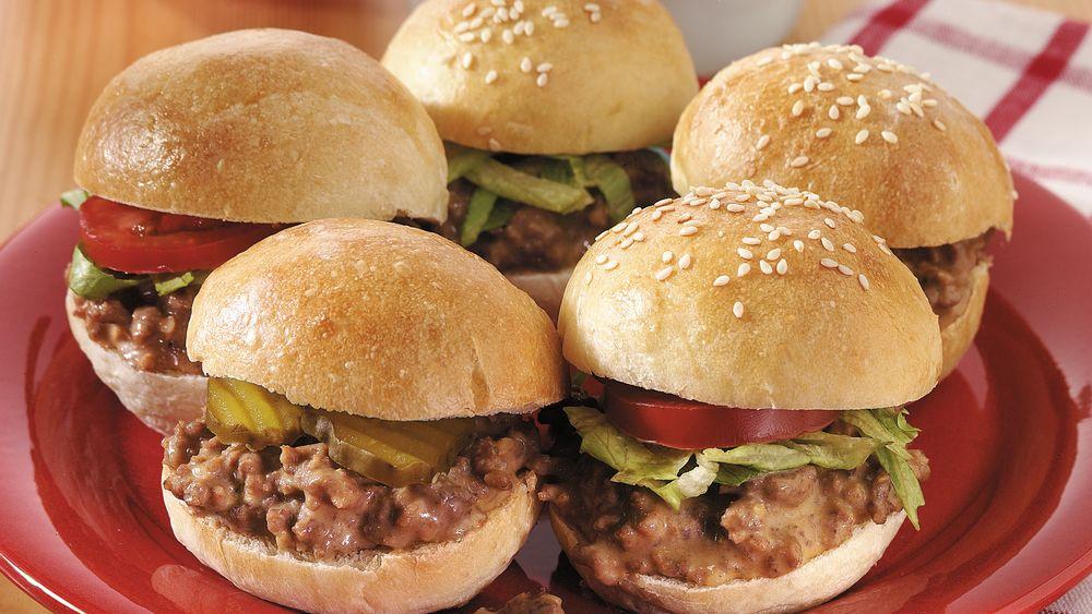 Cheeseburger Bites