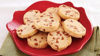 Cinnamon Chip Icebox Cookies