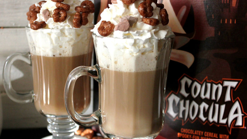 Cereal Milk Latte