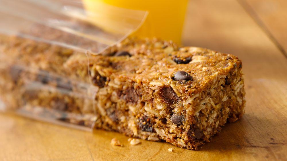 Gluten-Free Cookie Dough Energy Bars recipe from Pillsbury.com | 1000 x 563 jpeg 70kB