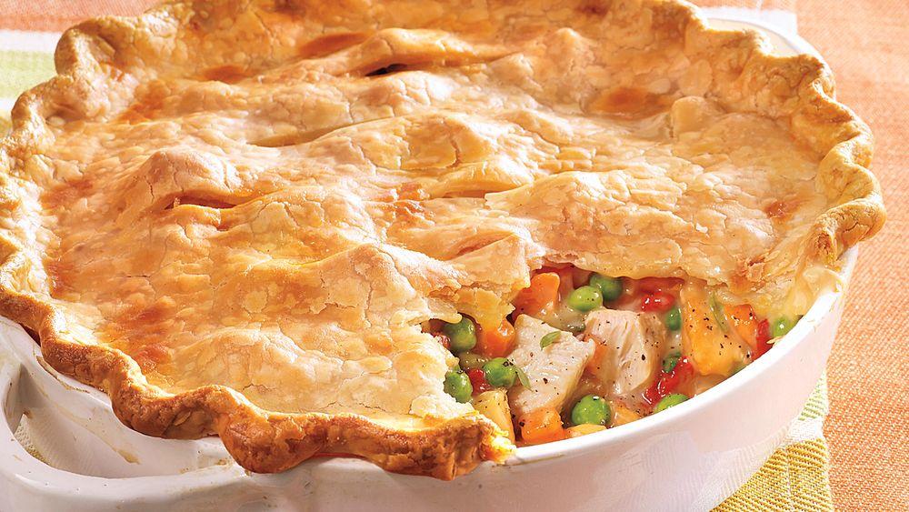 Home-Style Chicken Pot Pie