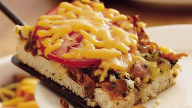 Bacon-Tomato Bake