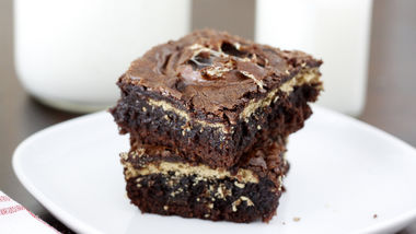 Candy S'more Brownies