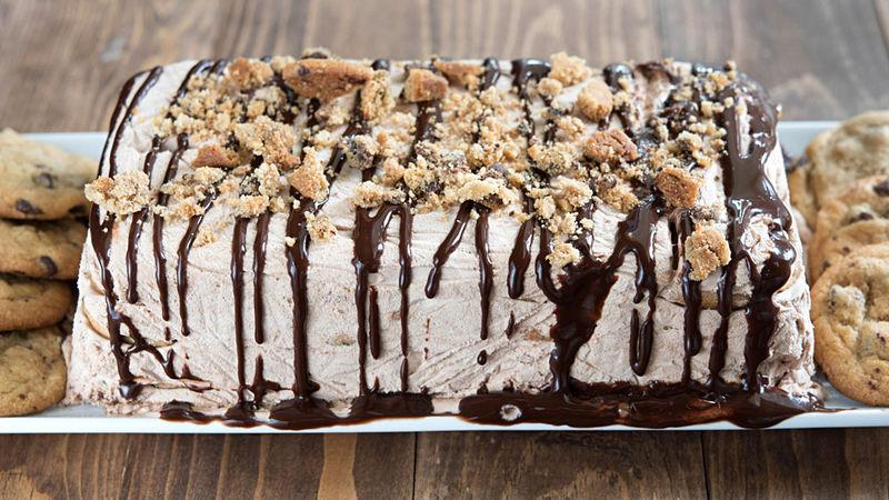 Icebox Cookie Cake