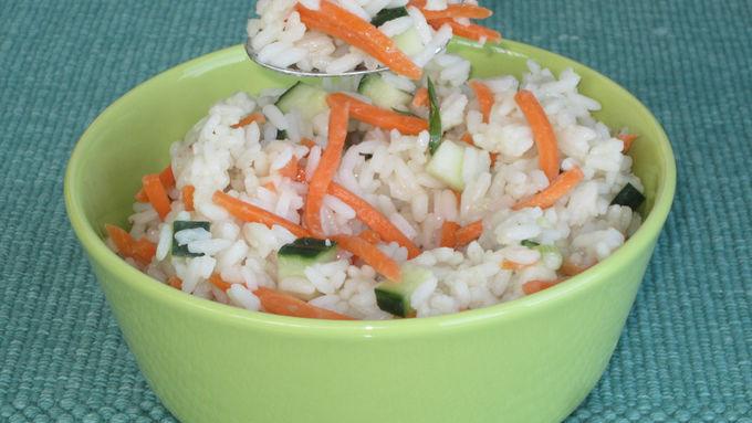 Bento Sushi-Rice Salad