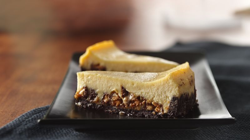 Trick-or-Treat Cheesecake