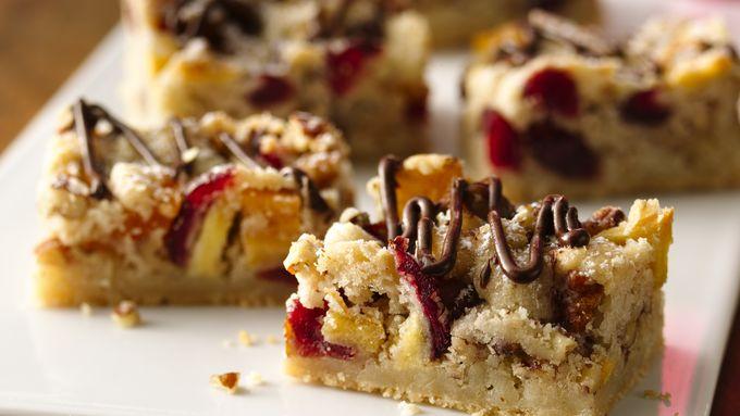 Festive Fruit and Nut Bars