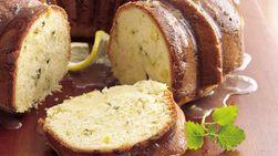 Pastel-Panqué de Limón y Calabacita