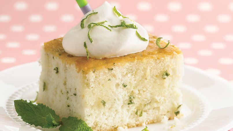 Mojito Cake