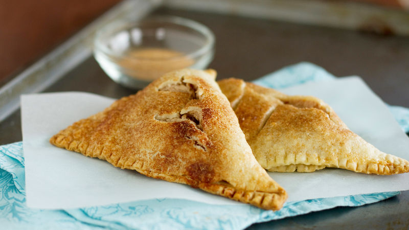 Grilled Snickerdoodle Hand Pies