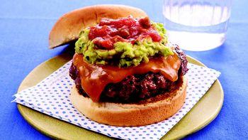 Big Burgers with Monster Mash