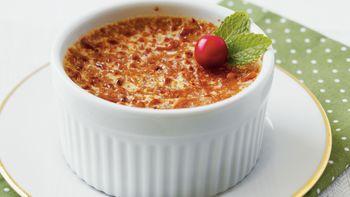 Maple Crème Brûlée