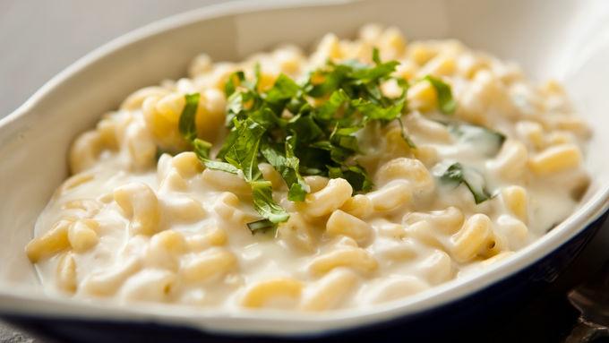 Mozzarella Macaroni and Cheese