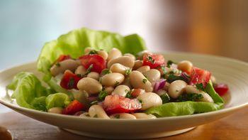 Gluten-Free Northern Italian White Bean Salad