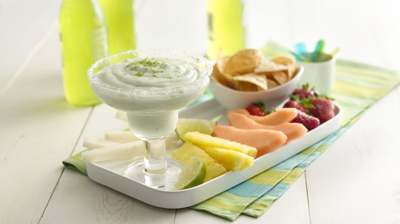 Aderezo de Yogurt de Margarita