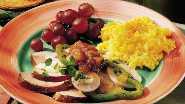 Jamaican Turkey