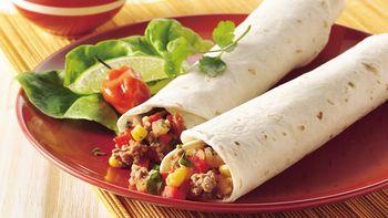 Turkey Soft Tacos