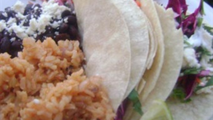 Easy Fish Taco Dinner Party
