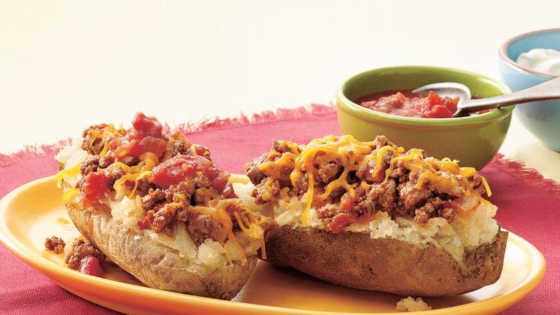 Olé Salsa Potatoes
