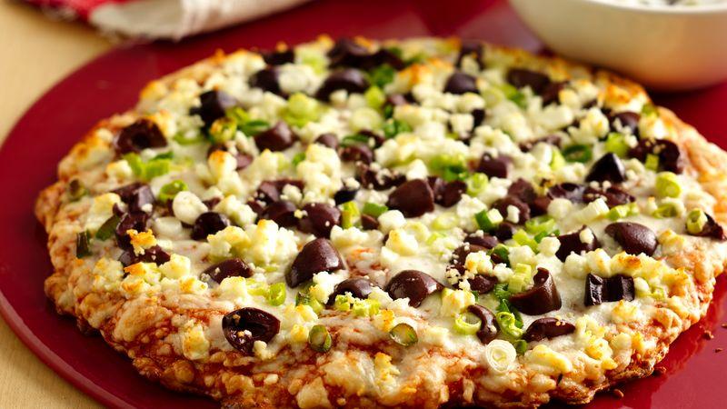 """Greek Party"" Pizza"