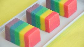 Rainbow Fudge Recipe From Tablespoon