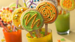 Galletas de Azúcar Arte Pop